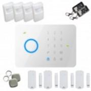 Kit alarme sans fil Gsm T4 Confort