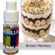 Aroma Rebelliq - Brown Monkey 10ml