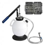 Kit Pompa Umplere Ulei Si Set Adaptoare