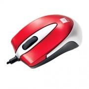 iBall X9 Mini Mice Uniretractable (Red)