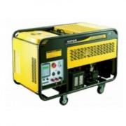 KGE 280 EW Kipor Generator de curent pentru sudura Diesel , putere motor 5 kVA