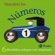 Descubro Los Numeros/ Flip Flaps I Love Numbers by Isabel Carril