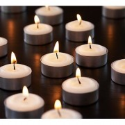 Set of 10 Tealights Candle