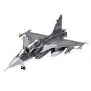 Revell - 03956 - Maquette - avion Saab JAS-39D Gripen Twinseater