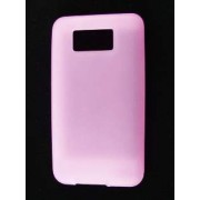 HTC Touch HD2 Silicone Case - HTC Soft Cover (Pink)
