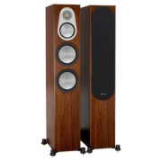 Boxe - Monitor Audio - Silver 300 Black Oak