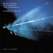 Muzica CD - ECM Records - Keith Jarrett Trio: Always Let Me Go