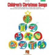 Children's Christmas Songs by Hal Leonard Publishing Corporation