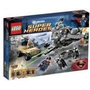 Lego 76003 Superman : La Bataille De Smallville, Lego Super Heroes