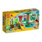 LEGO Duplo - Jake y los piratas 2, juego de construcción (10513)