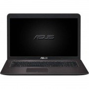 Laptop Asus F756UX-T4023D 17.3 inch Full HD Intel Core i7-6500U 8GB DDR3 2TB+16GB SSHD nVidia GeForce GTX 950M 4GB Dark BrownASUS