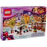 LEGO Friends 41102 Advent Calendar Building Kit (Discontinued by manufacturer) by LEGO