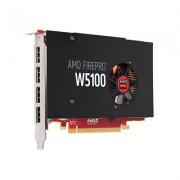 HP AMD FirePro W5100 4GB Graphics