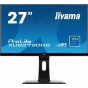 Monitor LED 27 Iiyama ProLite XUB2790HS-B1 Full HD 5ms Negru