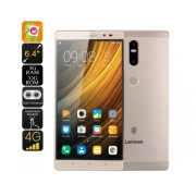 Lenovo Phab 2 Plus Tablet PC Android - Android 6.0, 6.44 pouces FHD, Dual-IMEI, 4G, Octa-Core CPU, 3 Go de RAM, 13MP Dual-Cam (Gold)