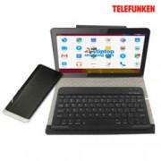 Telefunken TELC-1013GIQP 10.1 3G Tablet with Power Bank BT Keybo