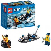 Lego City Police Tire Escape by LEGO