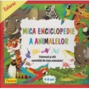 Mica Enciclopedie A Animalelor 4-8 Ani