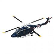 Easymodel - Modellino Elicottero Westland Lynx Has 2 Royal Navy 815Nas