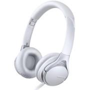 Casti Stereo Sony MDR-10RC, Microfon (Alb)