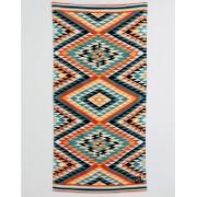 Slowtide Black Hills Beach Towel In Aztec Print - Multi (Sizes: One Size)