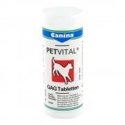 PETVITAL GAG Tabletten f.Hunde 90 Stück