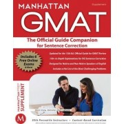 Official Guide Companion for Sentence Correction by Manhattan Gmat