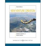 New Venture Creation: Entrepreneurship for the 21st Century by Jeffry A. Timmons