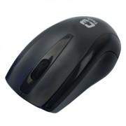 Mouse Óptico sem Fio C3 Tech 2.4GHz M-W21 Preto