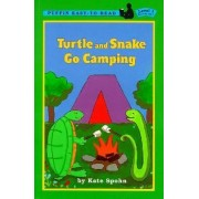 Turtle and Snake Go Camping by Kate Spohn