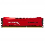 Memorie HyperX Savage 8GB DDR3 1600 MHz CL9 Red