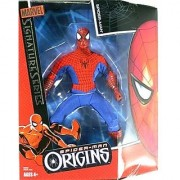 Spider-man Origins Signature Series Spider-Man Action Figure