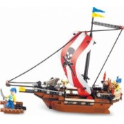 Corabie pirati Sluban Pirate M38-B0279