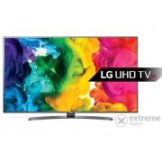LED 65UH661V UHD webOS 3.0 SMART HDR LED Televízió