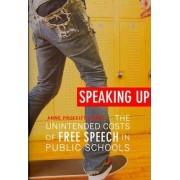 Speaking Up by Anne Proffitt Dupre