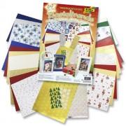 Folia 944 - Set decorazioni per Natale (Confezione da 79 pezzi)