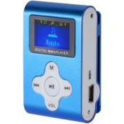 Odtwarzacz MP3 LCD niebieski KOM0743