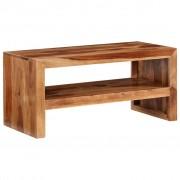 Tv-meubel bijzettafel sheesham hout
