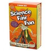 Spinner Books Science Fair Fun 5-Book Set Earth Sciences