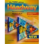 New Headway Third Edition Pre-intermediate Student´s Book S Anglicko-českým Slovníčkem(John a Liz Soars)