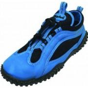 Playshoes waterschoenen / surfschoenen blauw