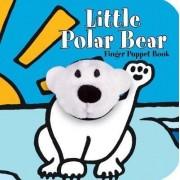 Little Polar Bear Finger Puppet Book by Image Books
