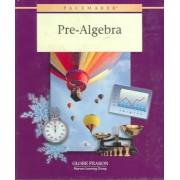 Pacemaker Pre-Algebra by Globe Fearon