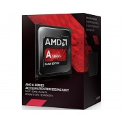 A6-7400K 2 cores 3.5GHz (3.9GHz) Radeon R5 Black Edition Box