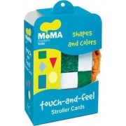MoMA Shapes and Colors Stroller Cards by Museum of Modern Art