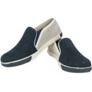 Moladz Verona Casual Shoes(Blue, Grey)