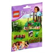 Lego Animal Hedgehog's Hideaway