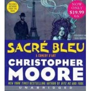 Sacre Bleu Unabridged Low Price CD by Christopher Moore
