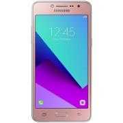 "Telefon Mobil Samsung Galaxy G532 Grand Prime Plus, Procesor Quad-Core 1.4GHz, PLS TFT Capacitive touchscreen 5"", 1.5GB RAM, 8GB Flash, 8MP, Wi-Fi, 4G, Dual Sim, Android (Roz) + Cartela SIM Orange PrePay, 6 euro credit, 4 GB internet 4G, 2,000 minute nati"