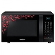 Samsung CE77JD-SB/XTL 21-Litre Slim Fry Convection Microwave Oven (Black)